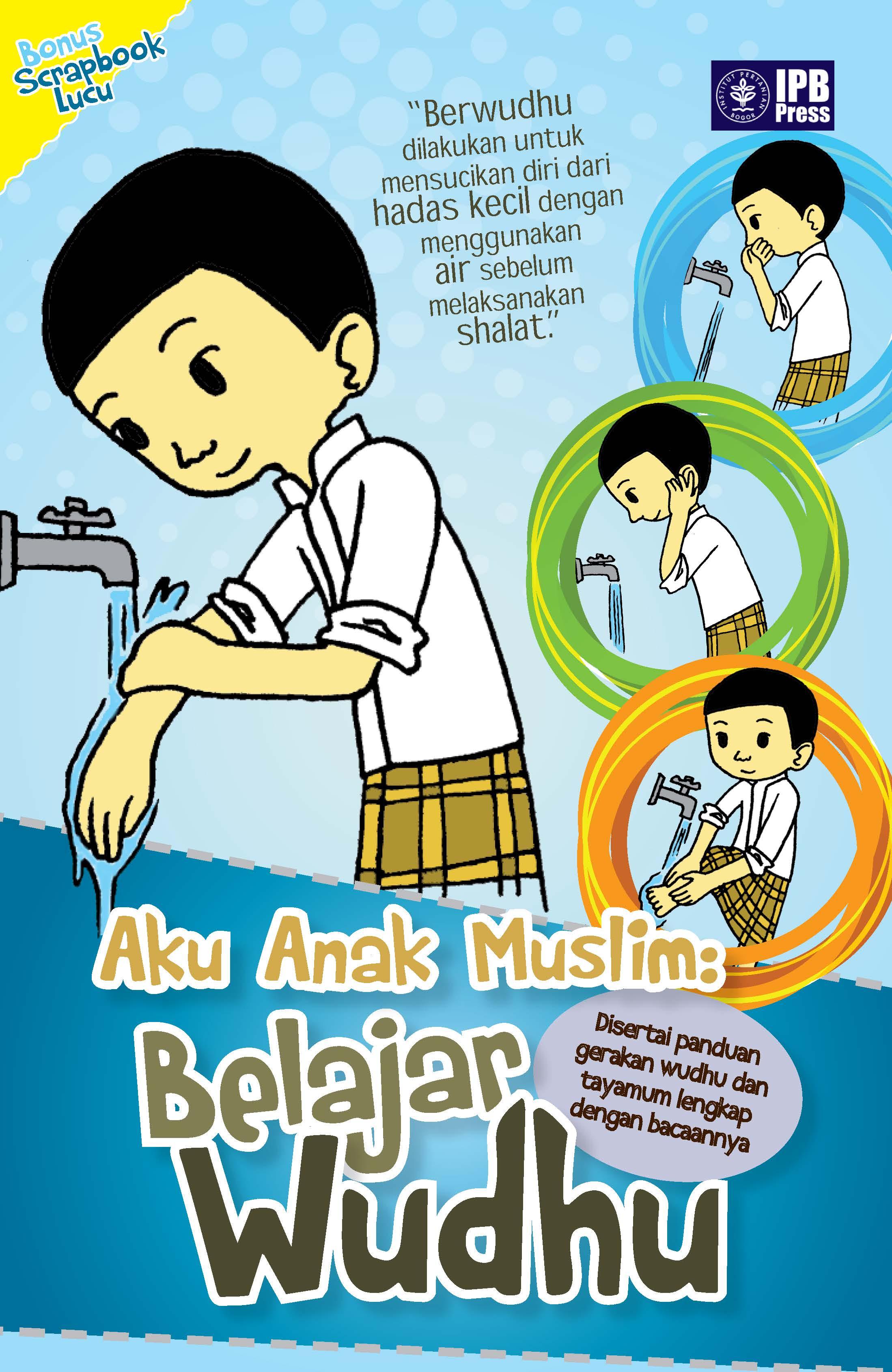 jual Aku Anak Muslim: Belajar Wudhu
