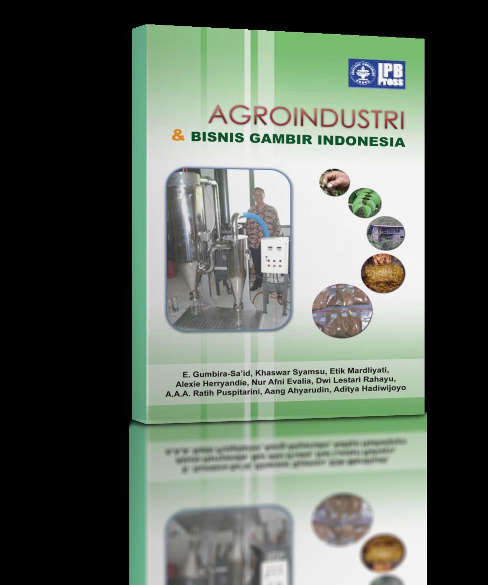 jual Agroindustri dan Bisnis Gambir Indonesia