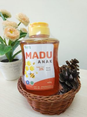 jual Madu Anak Alami Premium HALAL Enak Murni 100% Natural