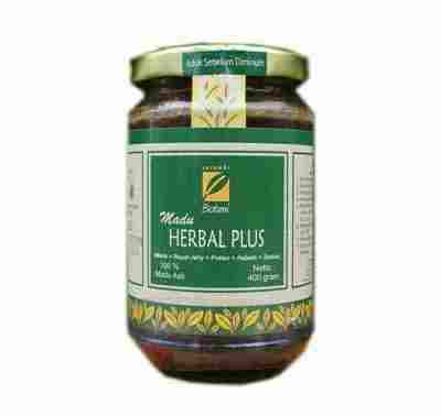 jual Madu Herbal Plus 400G Ipb Store Healthy & Natural Products Ipb Store