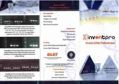 jual InventPro Enzim KIT Polimerase Murni for PCR