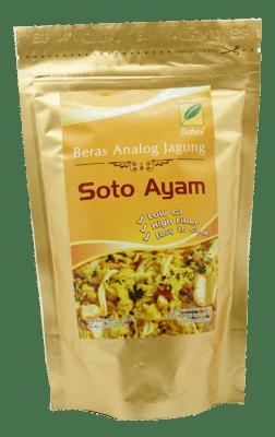 jual Beras Analog Soto Ayam 100G Ipb Store Healthy & Natural Products Ipb Store