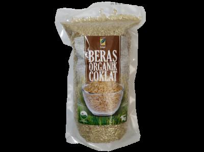 jual Beras Organik Coklat 1Kg Ipb Store Healthy & Natural Products Ipb Store