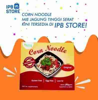 jual Corn Noodle Original 365 Gram Ipb Store