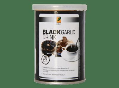 jual Black Garlic Drink 100 Gram Membantu Penurun Kolestrol dan Mecegah Serangan Jantung