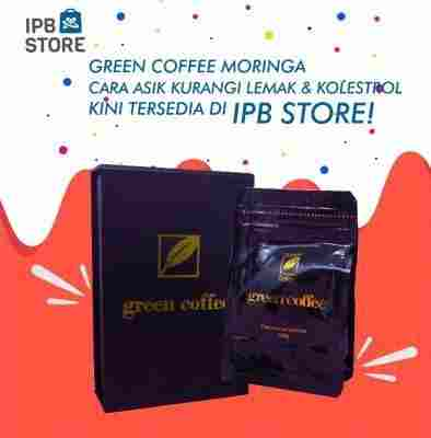 jual Green Coffee Moringa 100 Gram