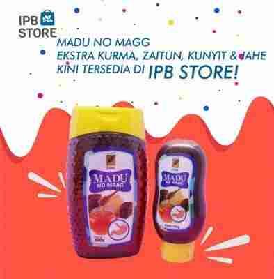 jual Madu No Maag Ipb Store 500G Sehat   Ipb Store