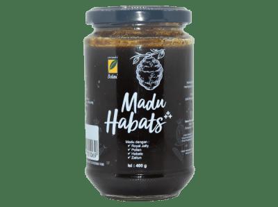 jual Madu Habats 400G Ipb Store Ipb Healthy & Natural Products Ipb Store