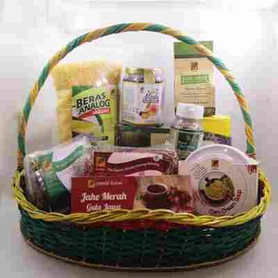 jual Parcel Lebaran Jumbo Healthy Product