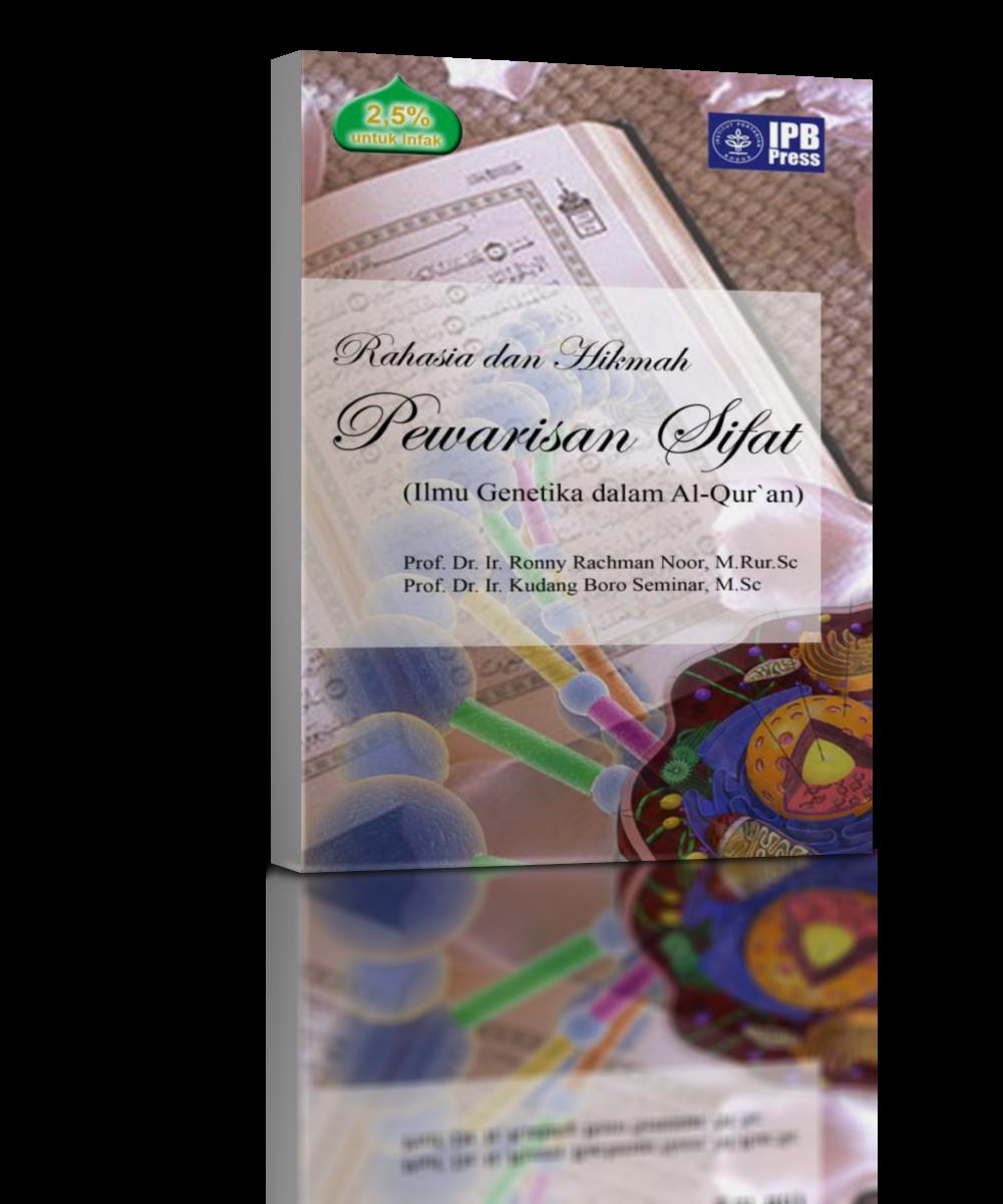 jual Rahasia dan Hikmah Pewaris Sifat (Ilmu Genetika dalam Al-Quran)
