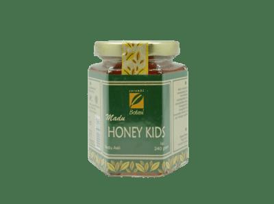 jual Madu Kids 240 Gram Ipb Store Healthy & Natural Products 2X Penyaringan