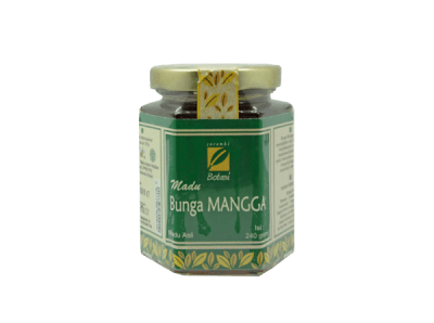 jual Madu Bunga Mangga Original Asli Ipb Store 240 Gram Ipb Store