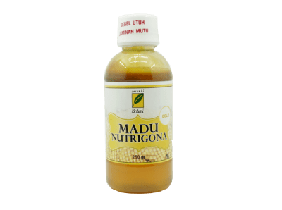 jual Madu Nutrigona Gold 250G Ipb Store Lebah Trigona Alami