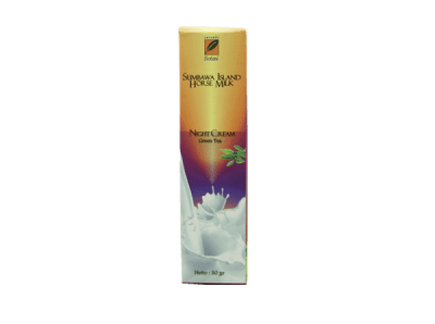 jual Night Cream Greentea Susu Kuda Ipb Store