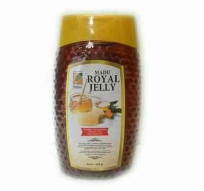 jual Madu Super Ipb Store 500G (Plus Royal Jelly Dan Pollen) Ipb Store