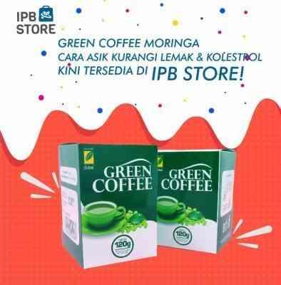 jual Green Coffee 30 Sachet Ipb Store Ipb Store
