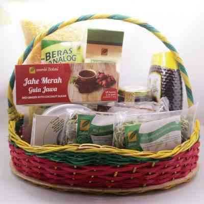 jual Parcel Lebaran Medium Healthy Product