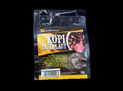 jual Kopi Pasir Laut Pulau Lombok 100G Ipb Store Healthy & Natural