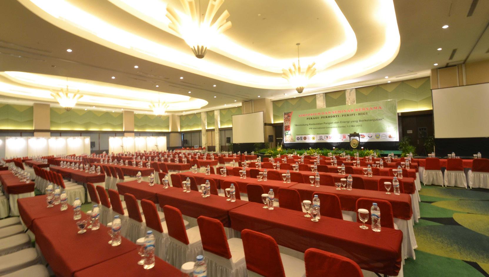 jual IICC - Paket Meeting Half Day