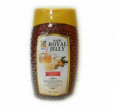 Madu Super Ipb Store 500G (Plus Royal Jelly Dan Pollen) Ipb Store