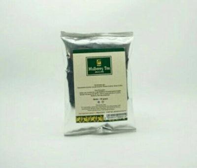 Mulberry Tea Ipb Store 50G Penurun Kadar Gula Darah Ipb Store