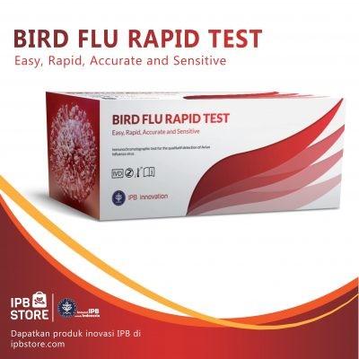 BIRD FLU RAPID TEST - Pendeteksi keberadaan virus H5N1