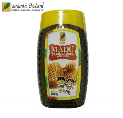 Madu Temulawak For Kids 500G Ipb Store Healthy & Natural Products Ipb Store