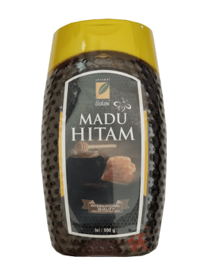 Madu Hitam 500Gr Ipb Store Healthy & Natural Products Ipb Store