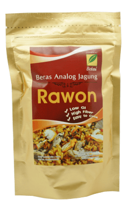 Beras Analog Rawon 100G Ipb Store Healthy & Natural Products Ipb Store