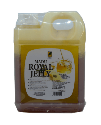 Madu Royal Jelly 1Kg Ipb Store Healthy & Natural Products Ipb Store