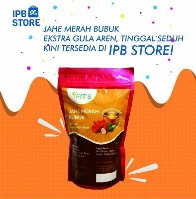 Jahe Merah Serbuk Original Ipb Store Ipb Store