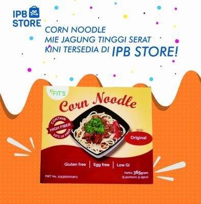 Corn Noodle Original 365 Gram Ipb Store