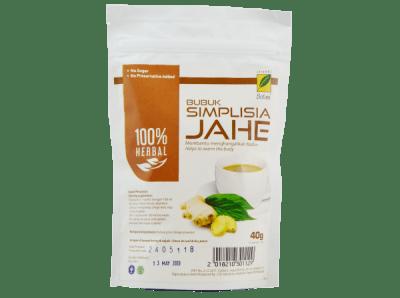Bubuk Simplisia Jahe Ipb Store