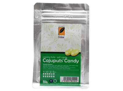Cajuput Candy Creamy Fruit 50 Gram Ipb Store