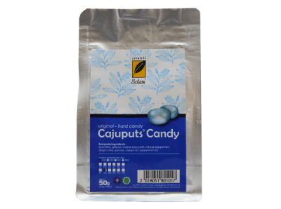 Cajuput Candy Creamy Original 50 Gram Ipb Store
