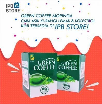 Green Coffee 30 Sachet Ipb Store Ipb Store