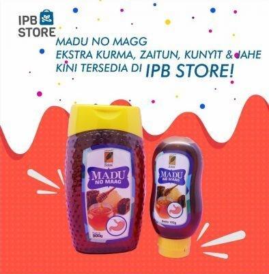 Madu No Maag Ipb Store 500G Sehat   Ipb Store