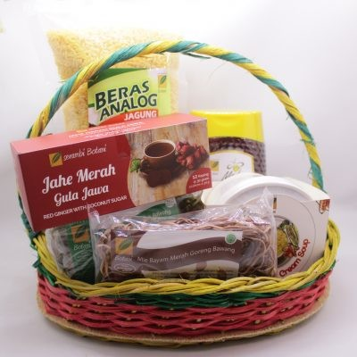 Parcel Lebaran Lite Healthy Product