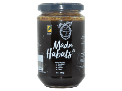 Madu Habats 400G Ipb Store Ipb Healthy & Natural Products Ipb Store