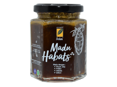 Madu Habats 240G Ipb Store Ipb Healthy & Natural Products Ipb Store