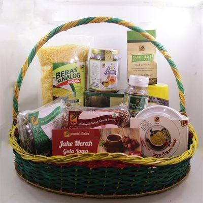 Parcel Lebaran Jumbo Healthy Product