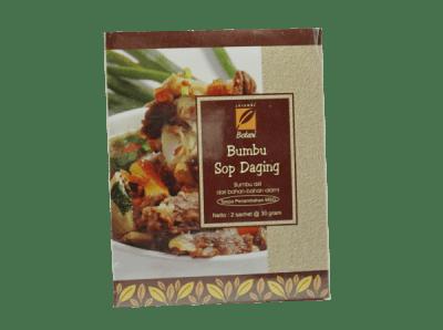 Bumbu Sop Daging Lezat Non Msg Ipb Store Ipb Store