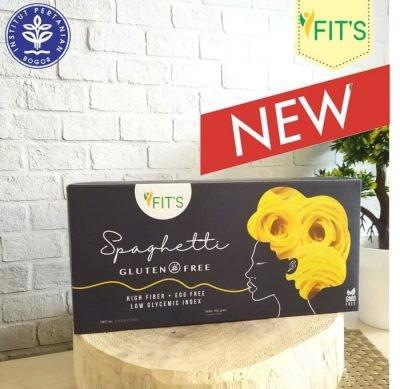 Spaghetti Bebas Gluten Free Dairy Free Instant Praktis 3 Porsi - IPB Store