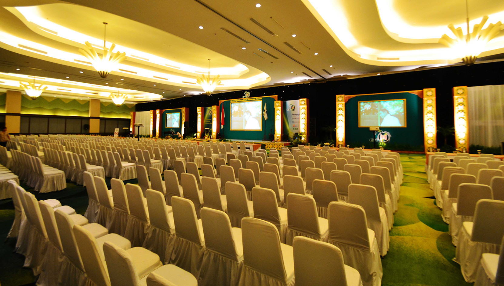 IICC - Paket Meeting Full day