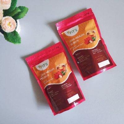 Tepung Beras Merah Organik 250 gram IPB STORE fits