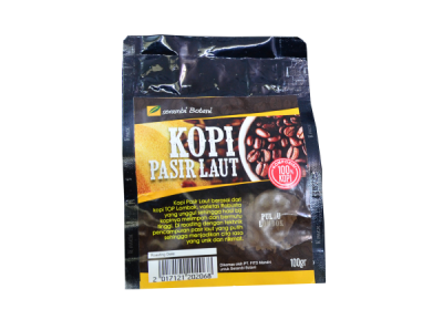 Kopi Pasir Laut Pulau Lombok 100G Ipb Store Healthy & Natural