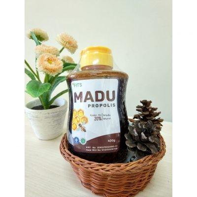 Madu Propolis Alami Premium HALAL Enak Murni 100%