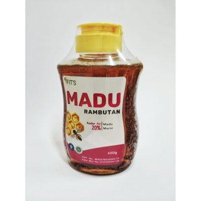 Madu Rambutan Alami Premium HALAL Enak Murni 100%