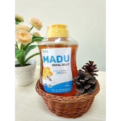 Madu Royal Jelly Alami Premium HALAL Enak Murni 100%