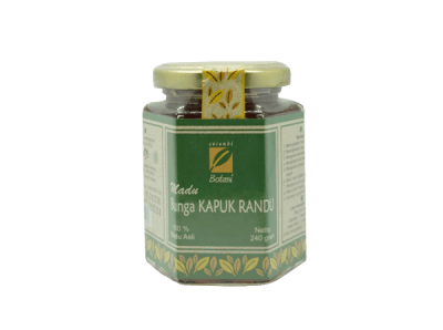 Madu Kapuk Randu 240G Ipb Store Healthy & Natural Products Ipb Store